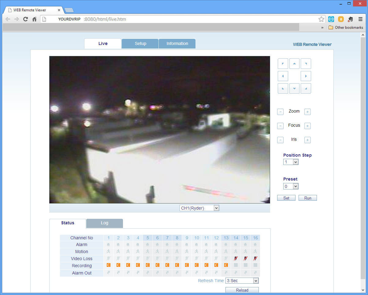 ip cam viewer lite setup instructions